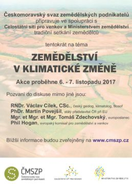 Pozvánka na konferenci